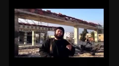 اذعان عضو سابق داعش به جنایات این گروه در سوریه