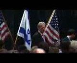 اعتراض دانشجویان آمریکایی به سفیر اسرائیل