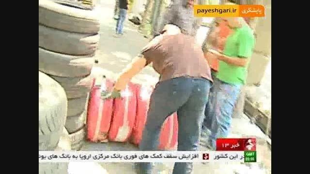 گزارشی درباره واردات تایر