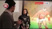 افتتاح گالری عروس علی پروین با حضور علی پروین