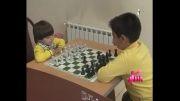 شطرنج باز سه ساله !!