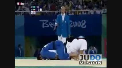 مسابقات جودو المپیک2008 دسته 100- کیلوگرم