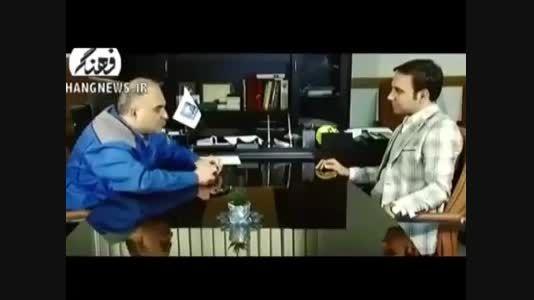 مصاحبه جنجالی با مدیرعامل ایران خودرو و سایپا