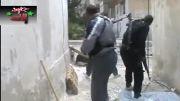 سوریه/کشته شدن فرمانده مغرور شورشیان/سوریه