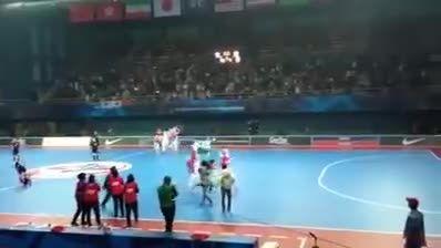 تیم فوتسال زنان ایران ، قهرمان آسیا شد