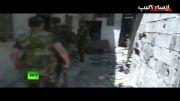کشف سلاح های شیمیایی آل صعود در سوریه