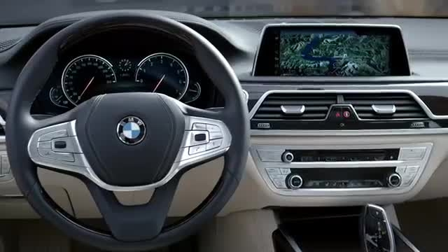 بی ام و سری 7 - BMW 7 Series 2016