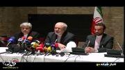صحبت های ظریف در چهاردهمین روز نشست وین 6