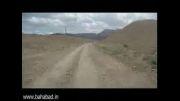 مسیر روستای جلیل آباد - خانه سنگی بهاباد