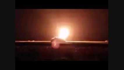پرتاب نخستین موشک اسکاد یمن به عربستان