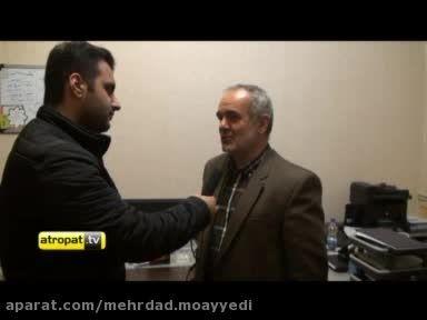 جعفری : آشفتگی اسنادی در تراکتور ، حاصل انتقال به تهران