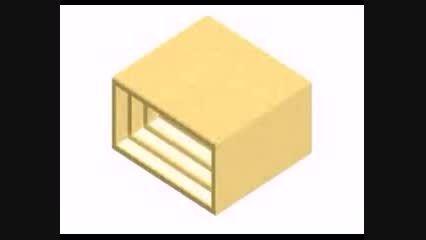 #دگرگونی خانه های فضایی #Wooden House
