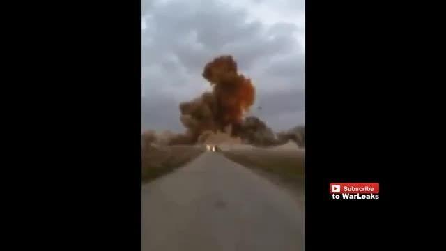 عملیات های انتحاری راهکار داعش برای مقابل با ارتش عراق