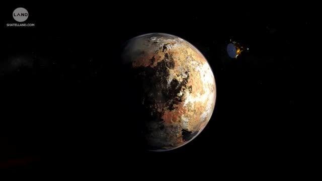 از سیاره پلوتو و کاوشگر نیوهورایزنز چه میدانید؟ (1)