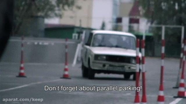 رانندگان فرمول یک اینجوری گواهینامه میگیرن!