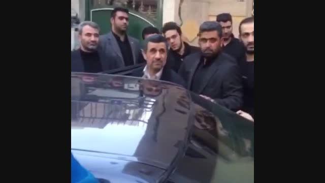 سوال و جواب جالب از احمدی نژاد