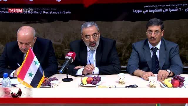 روایت وزیر سوری از اولین روزهای بحران در درعا