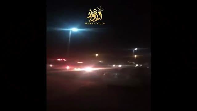 درگیری مسلحانه بین نیروهای سعودی و داعش در الخفجی