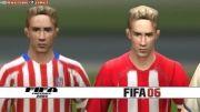 چهره های متفاوت فرناندو تورس از فیفا 04 تا 13