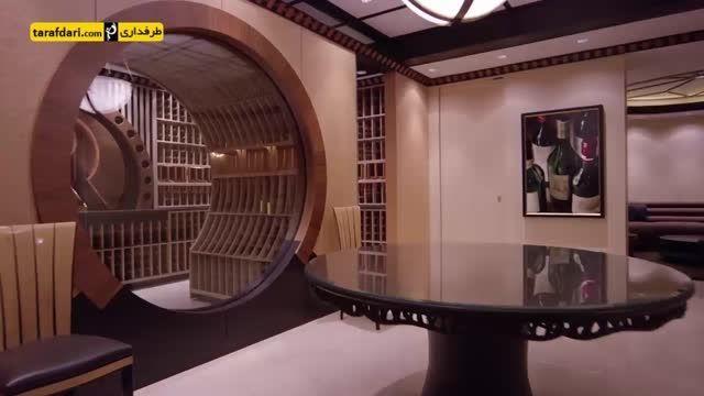 ویدیوی تبلیغاتی مایکل جردن برای فروش خانه گران قیمتش