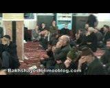 مجلس ترحیم آیت الله دکتر عبدالرحیم عقیقی بخشایشی