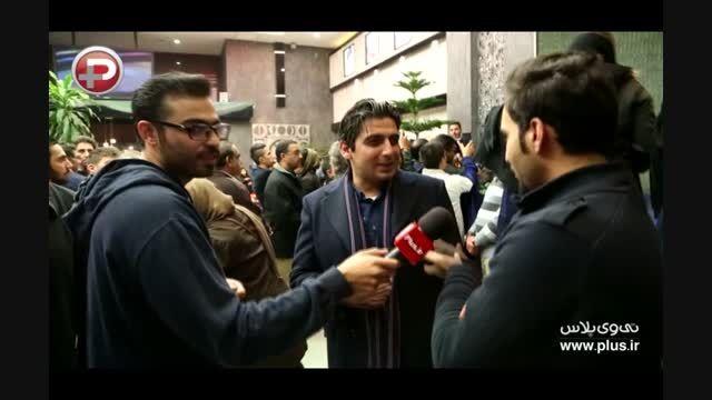 حمید گودرزی:از رامبد بپرسید برای خندوانه چقدر پول گرفتم