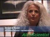 افشاگری دکتر کارول روزین، دانشمند سابق ناسا