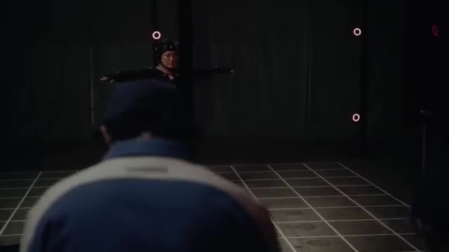 روباتی که با استاد شمشیربازی به رقابت می پردازد!