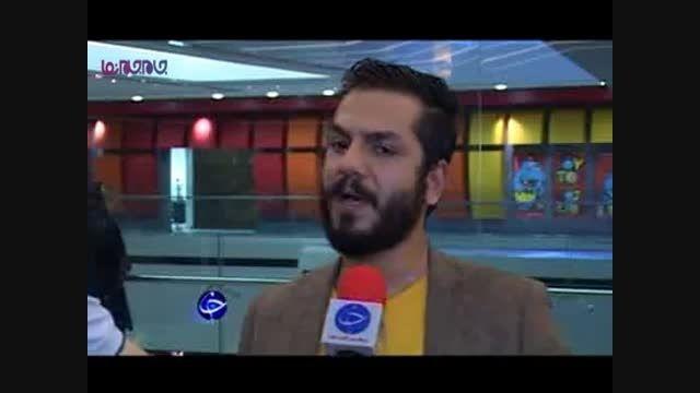 گزارشی از نقش گریم و چهره پردازی در سینمای ایران+فیلم