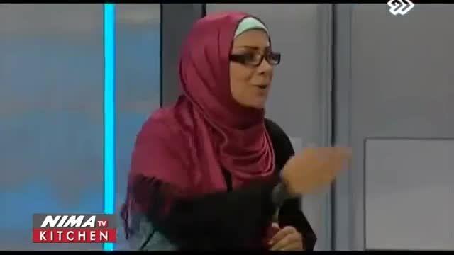 دست پخت های خودمانی - افشین سنگ چاپ و مهدی صبایی