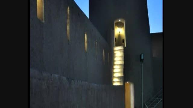 بنای تاریخی قلعه بیرجند