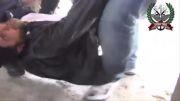 تک تیر انداز ارتش سوریه و زدن یکی از فرماندهان تروریست