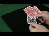 شعبده بازی جالب با کارت و ناپدید شدن کارت