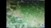 تصویر گرفته شده از آسمان چین توسط google earth