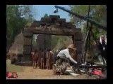 پشت صحنه فیلم راه آبی ابریشم (کارگردان: محمدرضا بزرگ نیا)