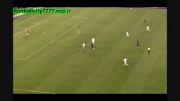 فیلم نخستین گل مسی در تیم بارسلونا