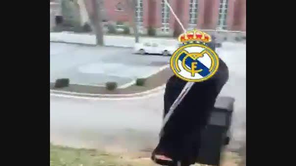 فان ؛ امید رئال در 2 جام باقی مانده از دست رفت !
