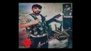 حمید علیمی در سوریه-مدافع واقعی حرمین سوریه