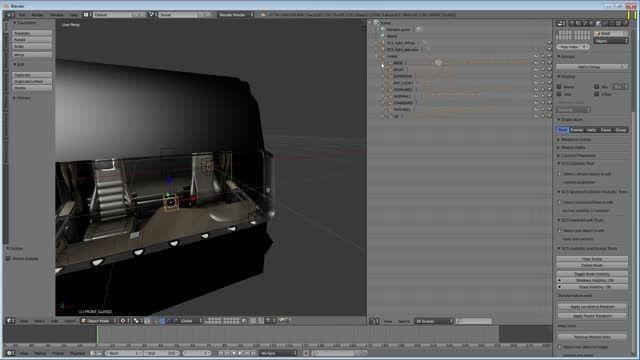 آموزش ساخت و تغییر متریال مدل های بازی 2Euro Truck ۲