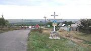 محل سقوط هواپیمای مالزی در شرق اوکراین
