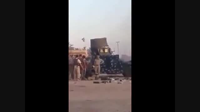 کمین موفق «الحشد الشعبی» علیه داعش در «بیجی» عراق