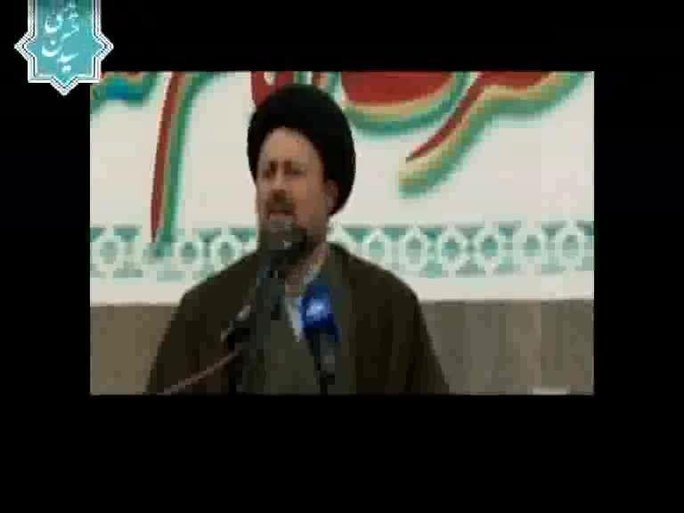 سید حسن خمینی : منتخبین مردم چشم و گوش مردم اند