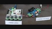 راه اندازی استپرموتور به کمک درایور J-STEP و ماژول J-DAQ