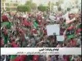 شعار نه شرقی نه غربی در لیبی