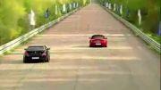 BMW Z4 V10 vs BMW M6 vs BMW M3 ESS vs Jeep SRT-8