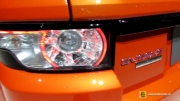 رنجرور در ژنو 2015 Range Rover Evoque