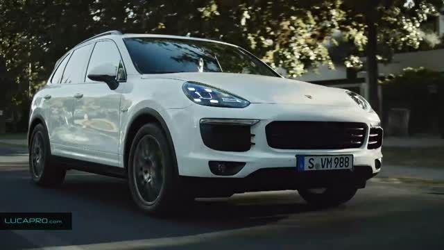 لوکاپرو: سریع ترین خودرو شاسی بلند جهان: پورشه کاین