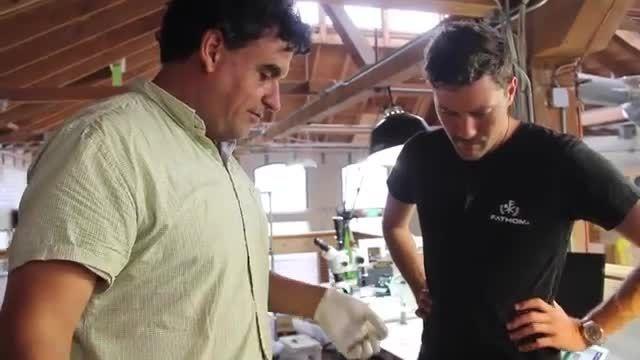 این اولین اجاق گاز هوشمند چاپ سه بعدی دنیا