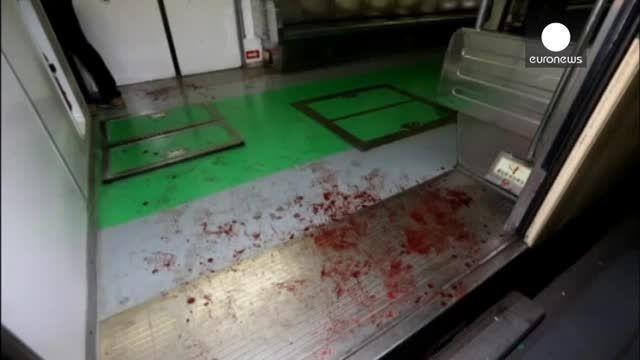 حادثه در متروی سئول ۱۷۰ مجروح برجا گذاشت -