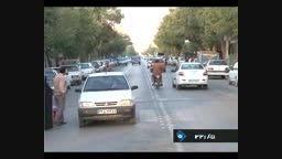 استقبال از امام جمعه و اولین نماز جمعه شهر مهردشت